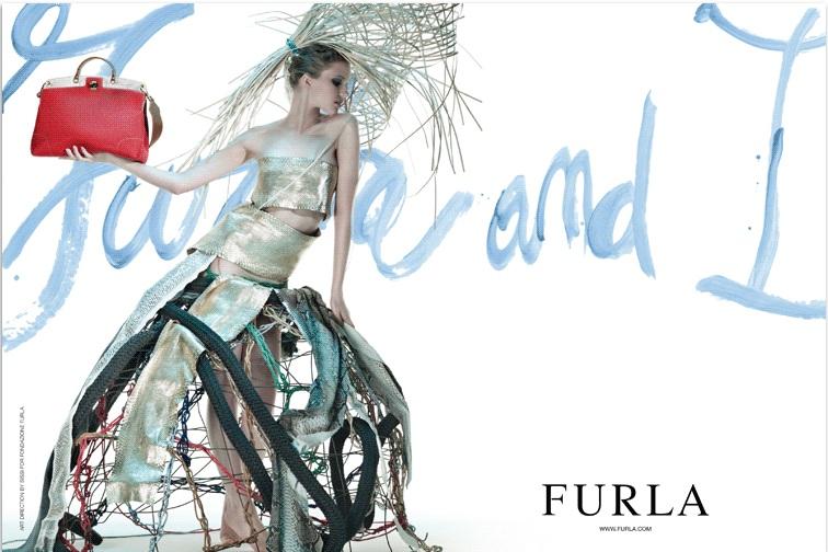 Спешим сообщить, что новая коллекция Весна-Лето 2012 FURLA с 14.02.2012...